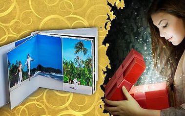 Originální dárkové fotosešity a fotoknihy s vlastními obrázky