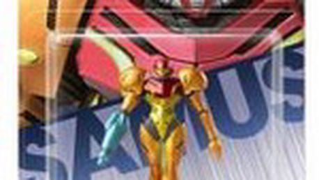 Figurka Amiibo Smash - Samus (WIIU)