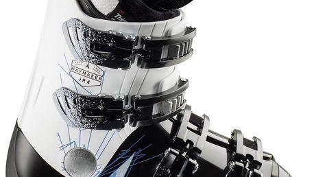 Kvalitní junior boty Atomic Waymaker Jr 4 Bílá/Černá