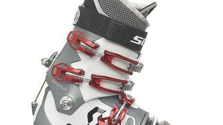Vynikající dámské lyžařské boty Minerva