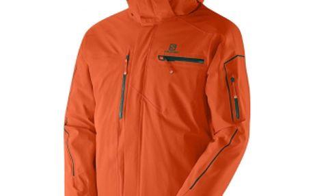 Pánská zimní bunda Salomon BRILLANT JACKET