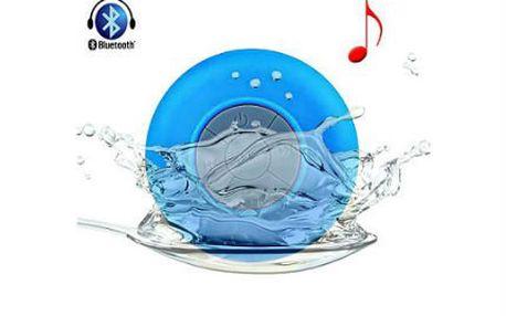 Voděodolný bluetooth reproduktor do sprchy se slevou 67 %