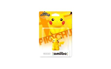 Figurka Amiibo Smash - Pikachu (WIIU)
