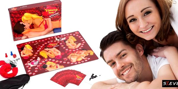 Vášnivá hra milování - zpestřete si svůj sexuální život jednou z nejerotičtějších her, jaká kdy byla vytvořena! Obsahuje množství erotických výzev a úkolů a v balení najdete i erotické pomůcky jako pouta nebo maska na oči!