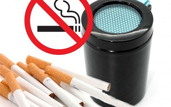 Popelník bez kouře!