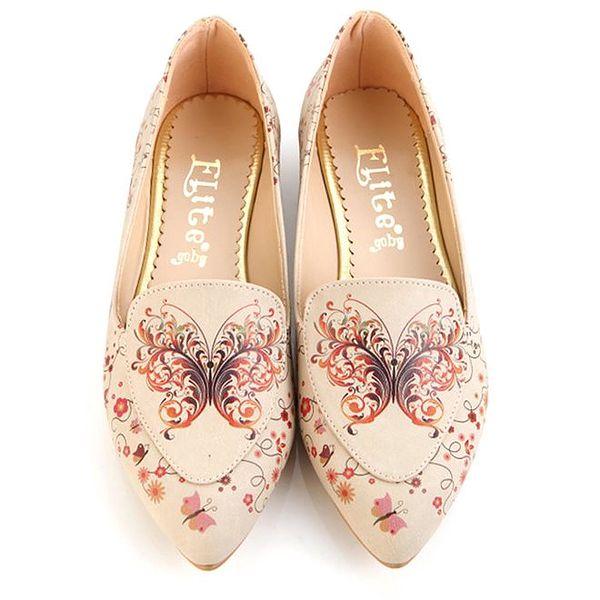 Dámské motýlkové loafers Elite Goby