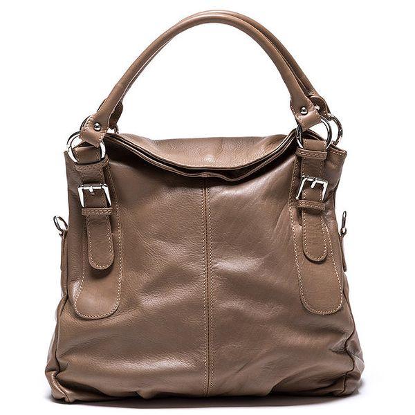 Dámská kožená kabelka Mangotti