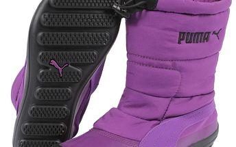 Dámská zimní obuv Puma Zooney
