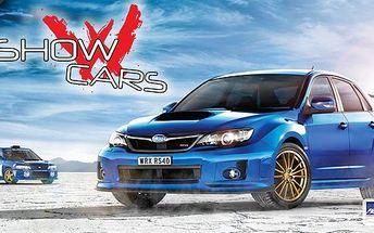 Buďte závodníkem s Showcars - viděli jste v pořadu Autosalon! Rallye Challenge v Subaru Impreza WRX STI, staň se na 30 minut řidičem rallye káry!