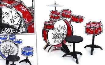 Dětská bicí souprava se slevou!