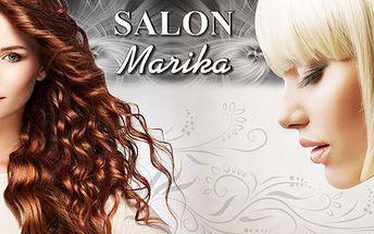 Střih, melír či prodloužení vlasů