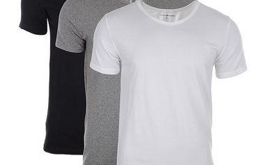 Set tří triček různé barvy Tommy Hilfiger