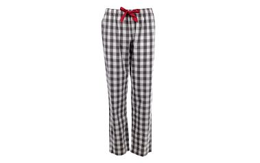 Dámské pyžamové kalhoty s kostkovaným vzorem a mašlí Tommy Hilfiger