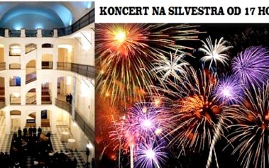 SILVESTROVSKÝ koncert od 17 hod. v unikátním prostředí bývalého kostela