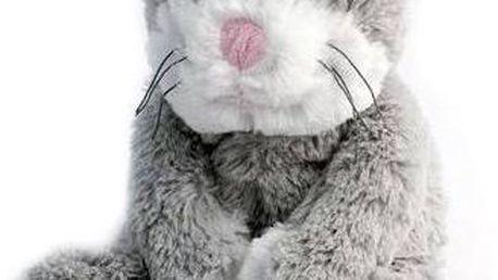 Nahřívací plyšová hračka Albi kočka new
