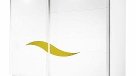 Šatní skříň Onella , posuvné dveře, š. 270 cm