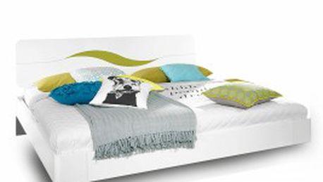 Dřevěná postel Onella 160x200