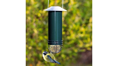 Ptačí krmítko zelené