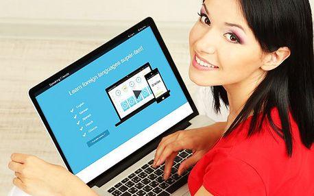 Půlroční online jazykový kurz – němčina, francouzština, španělština nebo čínština