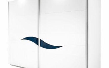 Onella Šatní skříň, posuvné dveře, š. 270 cm