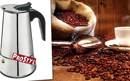 Konvice na perfektní čerstvou kávu