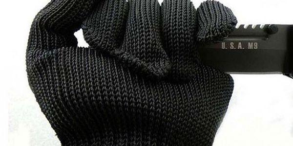 Pracovní rukavice z nerezové oceli - chraňte si své ruce!