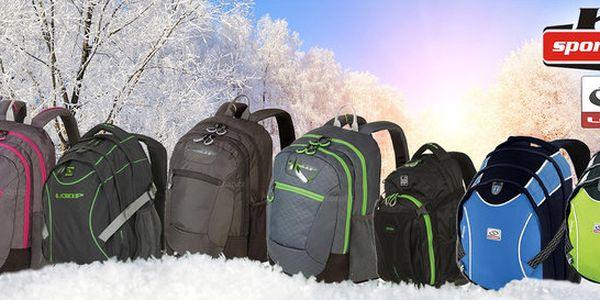Stylové batohy LOAP v různých provedeních