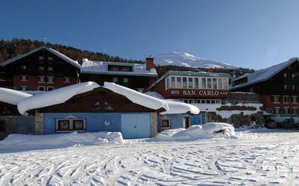Alta Valtellina - Livigno - Hotel VILLAGGIO SAN C, Lombardie - Italské Alpy - Alta Valtellina - Livigno, Itálie, autobusem, polopenze