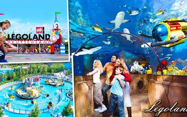 Dárek pro rodinu? Zájezd do Legolandu.