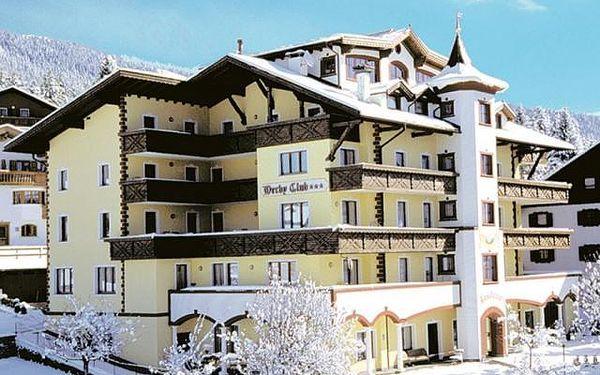 Residence Derby Club, Jižní Tyrolsko - Trentino - Dolomity Superski - Folgaria / Lavarone, Itálie, vlastní doprava, bez stravy
