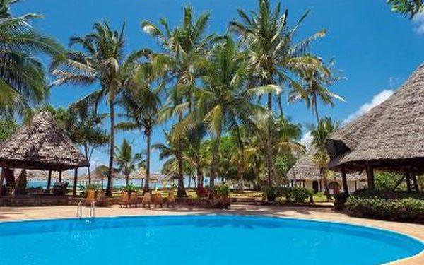 KIWENGWA BEACH RESORT, Zanzibar - Kiwengwa, Tanzanie, letecky, All inclusive