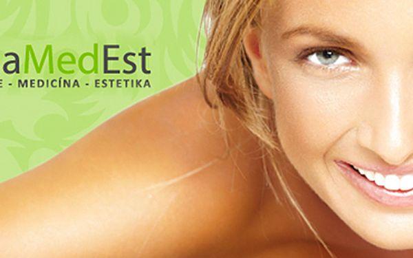 Laserové odstranění znamének či kožních výrůstků: zákrok od zkušené lékařky.