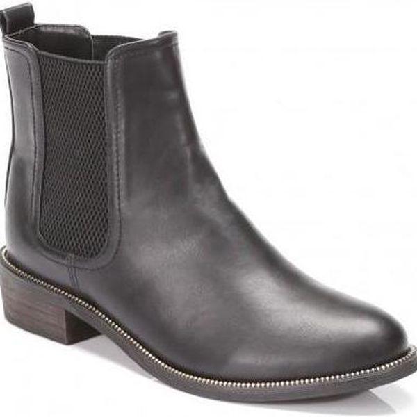 Dámské boty Casual 835 černé