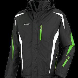 Funkční lyžařská bunda se sportovními prvky Benger EDAN