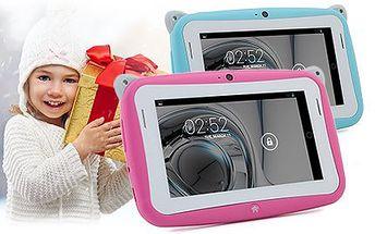 Dětský mini tablet pro ty nejmenší