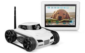 RC i-spy tank Wifi Control Špionážní auto s kamerou na dálkové ovládání