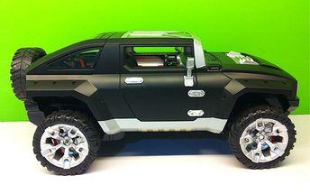 RC model DRIVE SPY WIFI NO.GT-330C Špionážní auto s kamerou na dálkové ovládání
