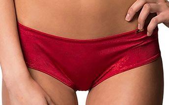 Dámské červené kalhotky Sapph