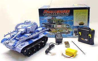 RC Obojživelník - Tank