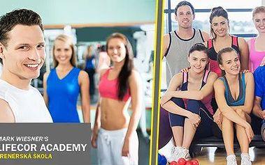 Akreditovaný kurz MSMT - Instruktor fitness