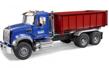 Nákladní auto MACK Granit kontejner Bruder 2822