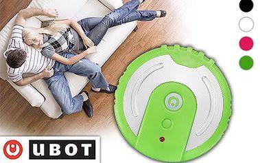 Robotický mop UBOT pro všechny typy podlah