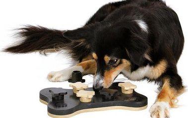 Hračka pro psy ve tvaru kostky