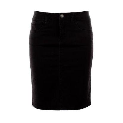 Dámská černá sukně Big Star (W27 )