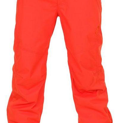 pánské kalhoty na hory klasického střihu Hammer Pant alphal red