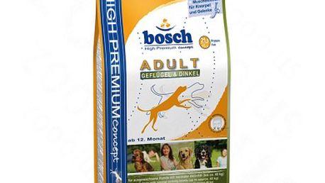 Granule BOSCH Adult Chicken 15 kg , pro dospělé psy