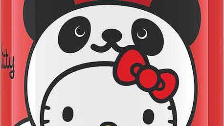 Dětská hliníková láhev Sigg Kids 0,4L Hello Kitty Panda Red