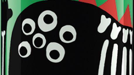 Vysoce odolná, takřka nerozbitná lahev Sigg Kids 0,4L glo monster green