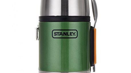 Termoska Stanley na jídlo se lžící, 0,5 litru, zelená