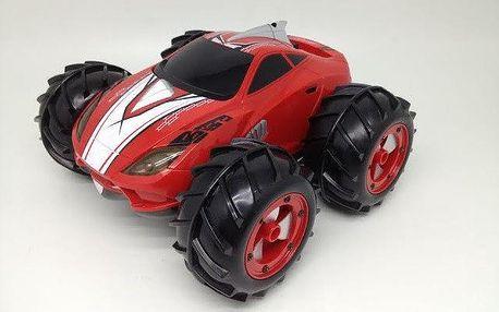 RC Speedster Car jezdí jak po vodě tak po zemi